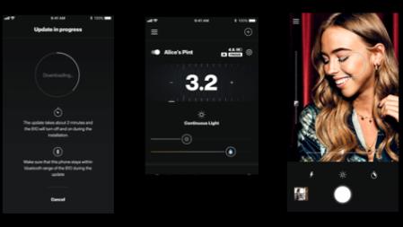 Profoto B10 App